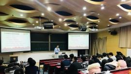 中公优就业于北京联合大学举办就业指导讲座